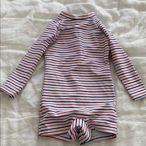 NWOT adorable Minnow bathing suit.